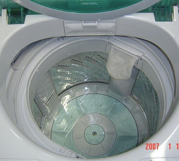 松下洗衣机xqb60-q600u