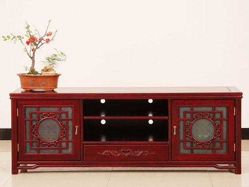 红木低柜a6-金华红木楼梯