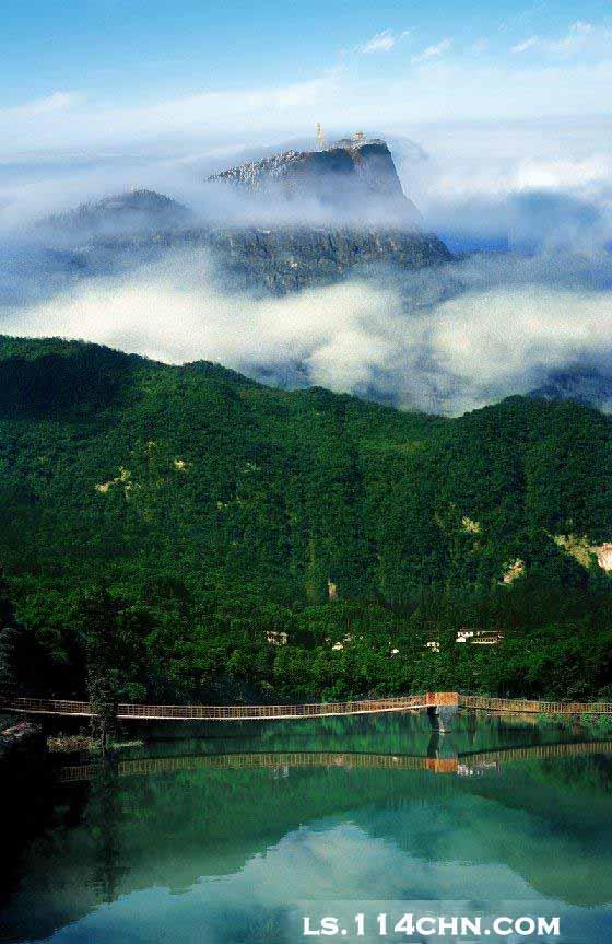 重庆好看的风景名山
