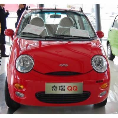 标准型 生产厂商 奇瑞汽车 上市时间 2007 引擎参数 标准引擎 cac-sqr