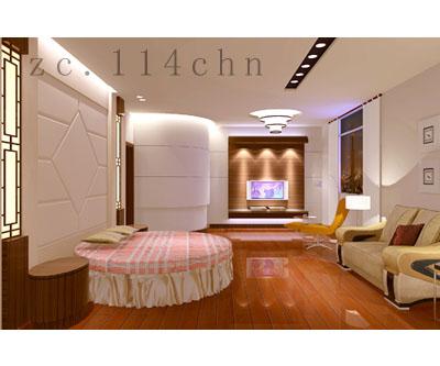 欧式复古室内设计睡房