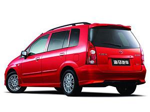 汽车品牌: 海马汽车高清图片