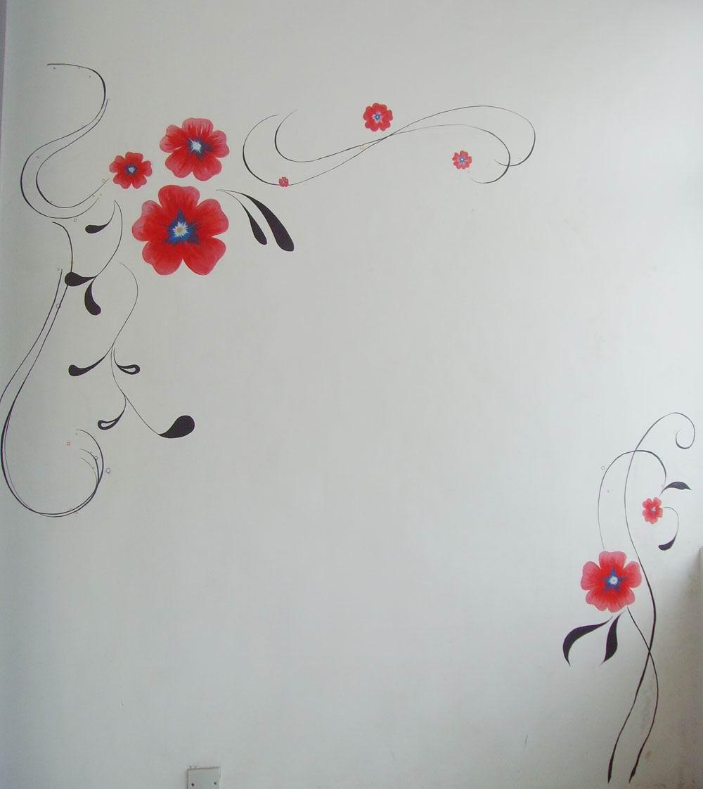 梦美墙体手绘