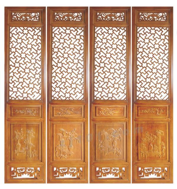 围屏-7-川林木雕 | 辽宁川林木雕厂