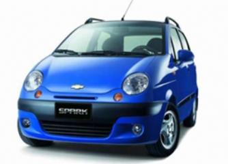 雪佛兰SPARK乐驰0.8MT舒适型 小轿车