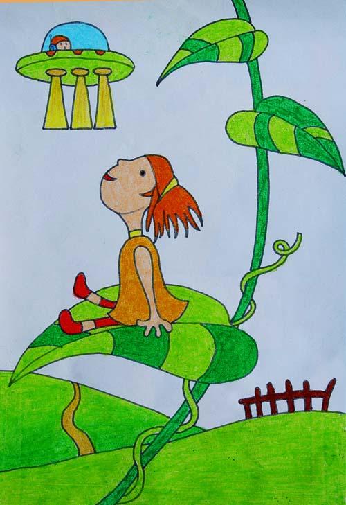幼儿美术作品评价的标准学前儿童的美术教育属于审美教育范畴,非美术图片