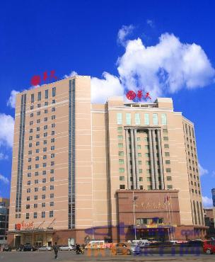 酒店外景-益阳华天大酒店