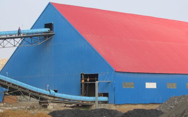 金园水泥厂-长春钢结构-长春百辰钢结构工程有限公司