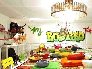 2010年 家居装修五大流行涂料色彩