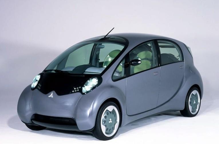 电动小汽车(资料图片)高清图片
