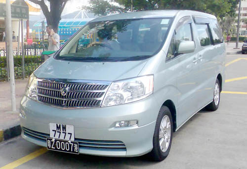 丰田商务车