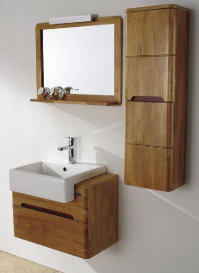 实木浴室柜_供应实木浴室柜_图片_中国卫浴网