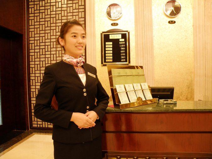酒店前台服务员_哈萨克斯坦宾馆前台服务员重庆老百姓网