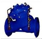 铸钢多功能水泵控制阀