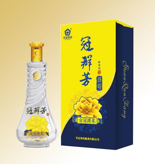 金冠锦柔冠群芳-花冠集团酿酒有限公司