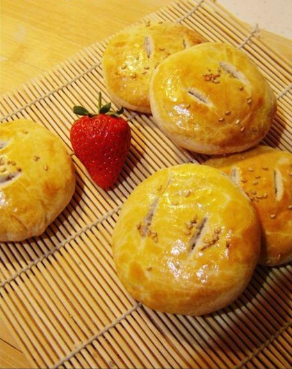 美其名曰的老婆饼是何缘由-漯河美食网