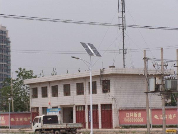 西安太阳能路灯-明志光伏科技有限公司