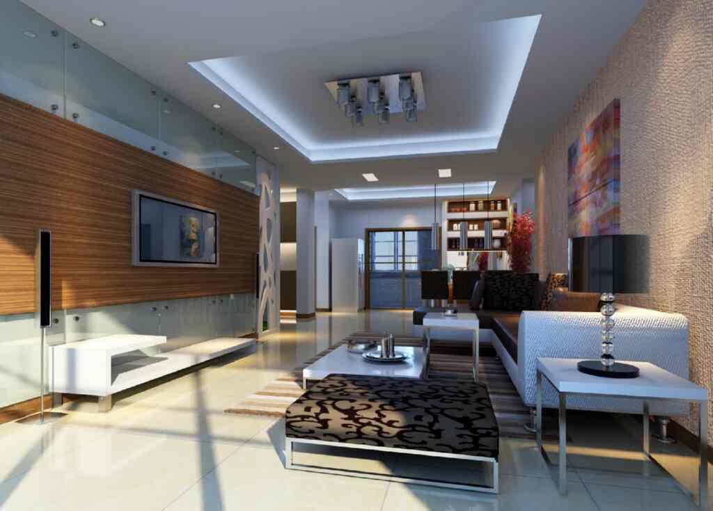 客厅装修-赣州犹江建筑装饰装修工程有限公司图片