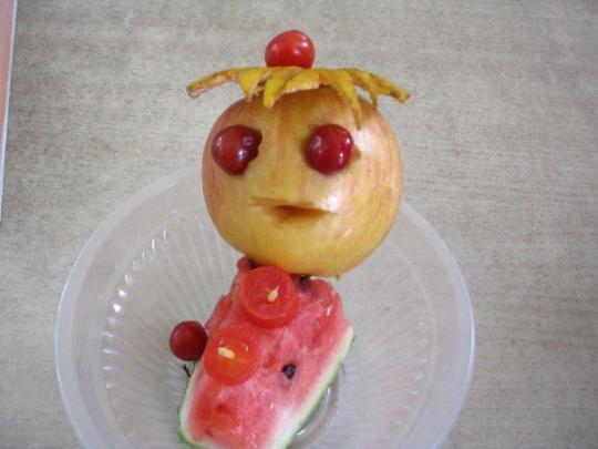 创意水果拼盘-济宁名吃美食信息网 济宁餐饮门户网图片