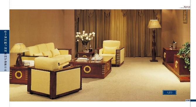 漯河实木沙发;; 供应酒店组合沙发