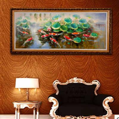 油画风景纯手绘欧式风景画 客厅卧室装饰画